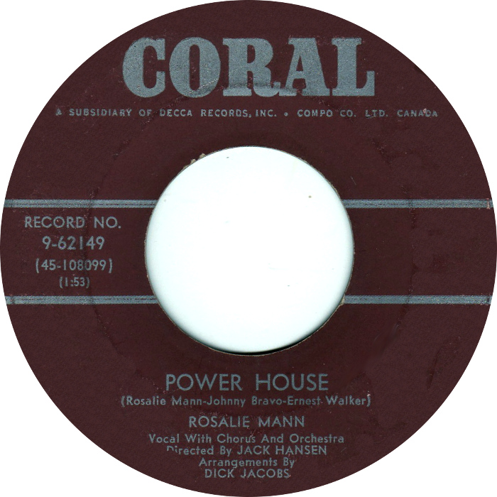 Rosalie Mann Power House Coral Brown Can